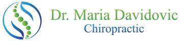 Dr. Maria Davidovic Chiropractor Logo